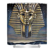 Spirit Of Egypt Shower Curtain