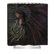 Spirit Of Regret Shower Curtain