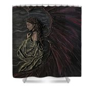 Spirit Of Regret Shower Curtain
