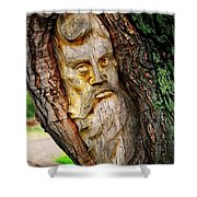 Spirit Of The Forest ... Shower Curtain