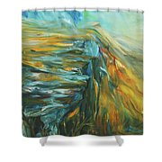 Spirit Of The Jump Shower Curtain