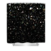 Darkness Becomes You Shower Curtain