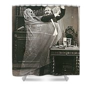 Spirit Photograph, 1863 Shower Curtain