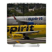 Spirit Spirit Shower Curtain
