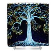 Spirit Tree Shower Curtain