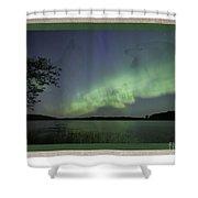 Spirit Wolf Collection - 1 Shower Curtain
