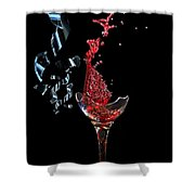 Spirits Lost Shower Curtain