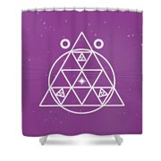 Spiritual Awakening Shower Curtain