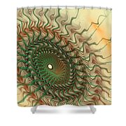 Spiritual Journey Shower Curtain