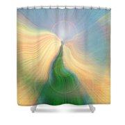 Spiritual Journeys Shower Curtain