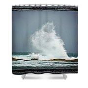 Splash II Shower Curtain