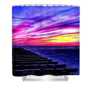 Splash Of Heaven Shower Curtain
