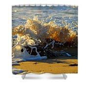 Splash Of Summer - Cape Cod National Seashore Shower Curtain