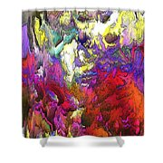 Splash Reborn Shower Curtain