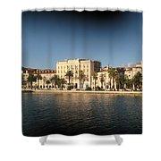 Split- Croatia Shower Curtain