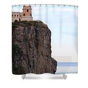 Split Rock Lighthouse Five Shower Curtain