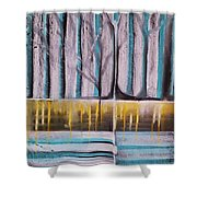 Nature 4 Shower Curtain