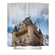 Spokane County Courthouse 3 Shower Curtain