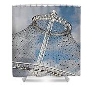 Spokane Pavilion Shower Curtain