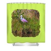 Spoonie Art 2 Shower Curtain