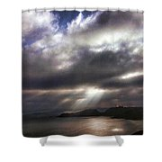 Spot O' Sun Shower Curtain