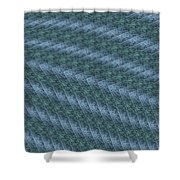 Spotted Sea Bass Shower Curtain