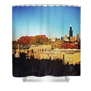 Sprin-time Chi Shower Curtain