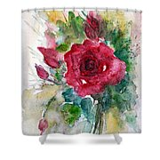 Spring For You Shower Curtain