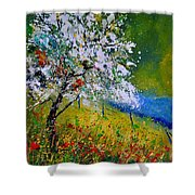 Spring 451110 Shower Curtain