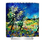 Spring 56 Shower Curtain