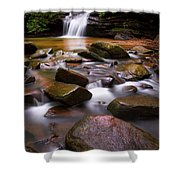 Spring At Table Rock Shower Curtain