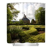Spring At The Governor's Palace Shower Curtain