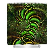 Spring Awakens Shower Curtain