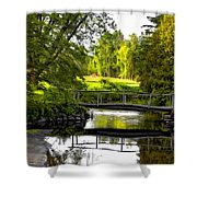 Spring Becomes The Summer Shower Curtain