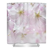 Spring Chorus Shower Curtain
