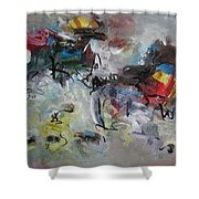 Spring Fever28 Shower Curtain
