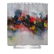 Spring Fever51 Shower Curtain