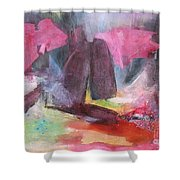 Spring Fever7 Shower Curtain