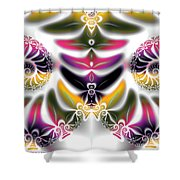 Spring Formal Shower Curtain
