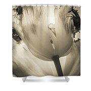 Spring Grace Shower Curtain