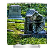 Spring Grove Gavestone Shower Curtain
