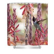 Spring Happiness  Shower Curtain