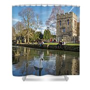 Spring In Canterbury Shower Curtain