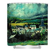 Spring In Daverdisse Shower Curtain