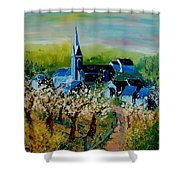 Spring In Redu  Shower Curtain