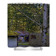 Spring In The Pacific Northwest Shower Curtain
