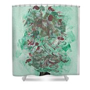 Spring Interlude Shower Curtain