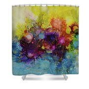 Spring Into Summer Shower Curtain by Kate Word