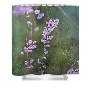Spring Is Weeping Shower Curtain