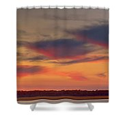 Spring Island Sc Shower Curtain